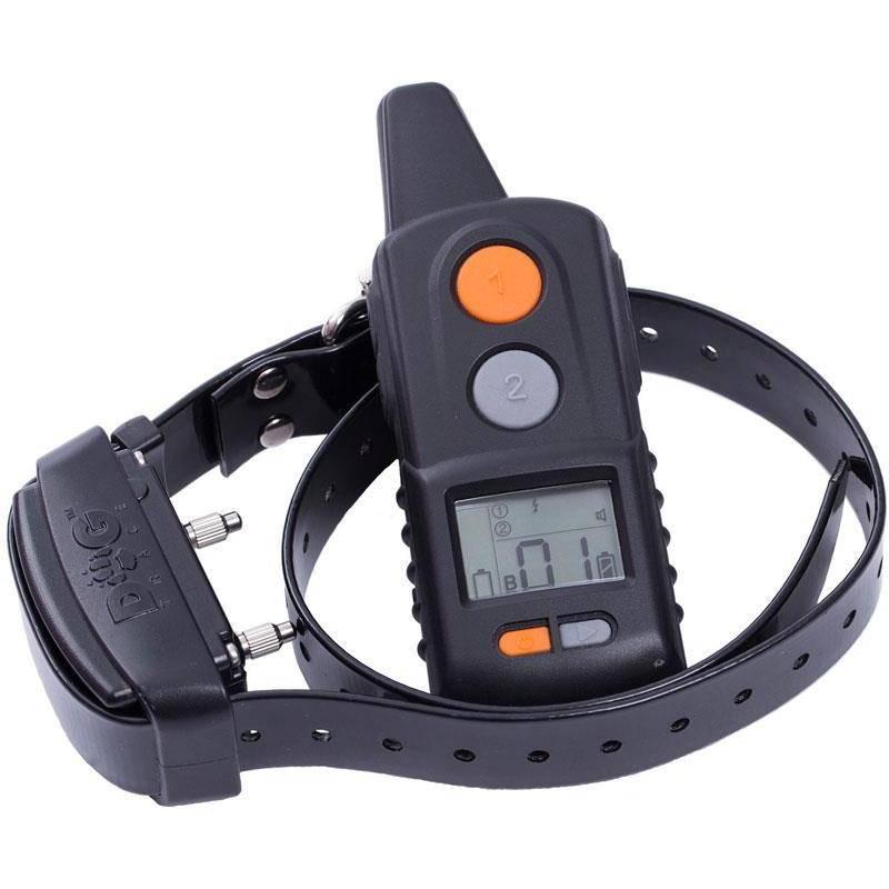 Collier De Dressage Dog Trace Professional 800