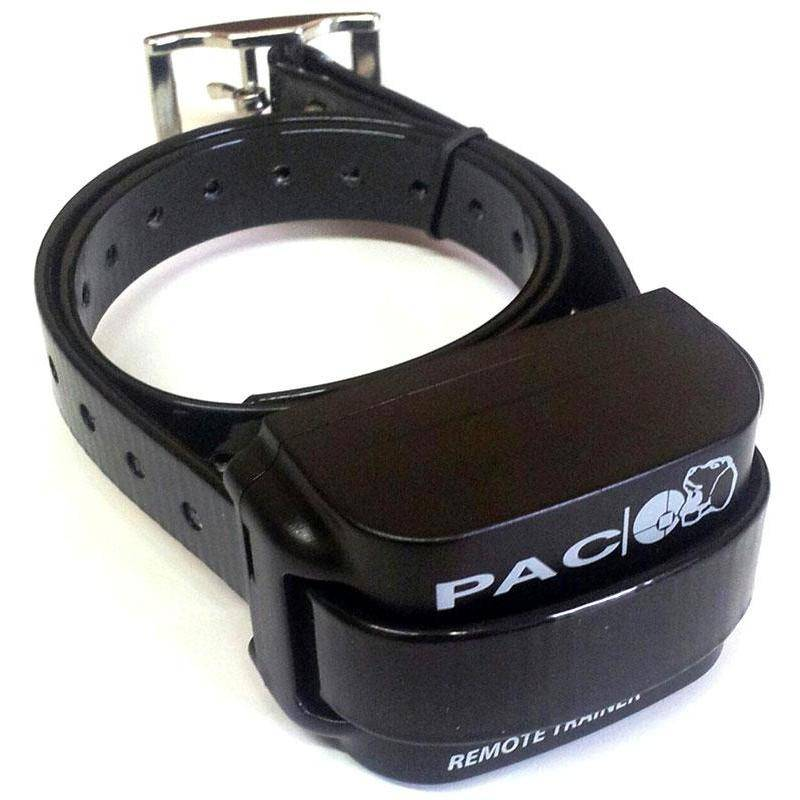 Collier De Dressage Supplementaire Pac Dog Pac Exc7 + Chargeur