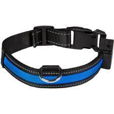 Collier lumineux eyenimal light collar usb rechargeable