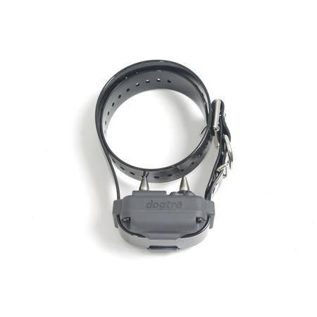 Collier Supplementaire De Dressage Dogtra 1212 Ncp / 3500Ncp - Coloris Noir