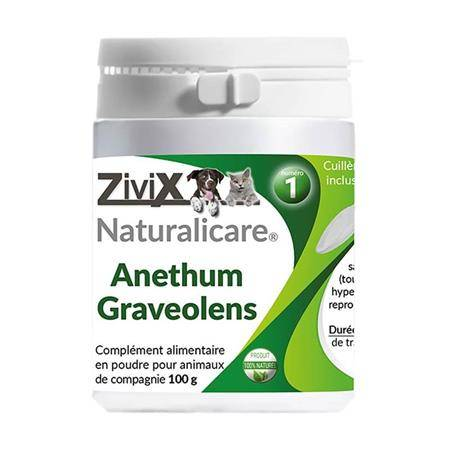 Complément Alimentaire Zivix Anethum Graveolens