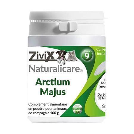 Complément Alimentaire Zivix Arctium Majus
