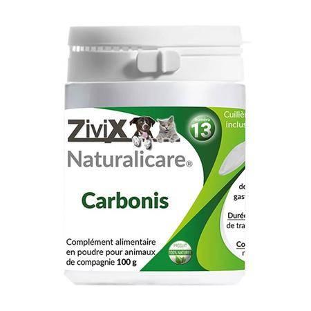Complément Alimentaire Zivix Carbonis