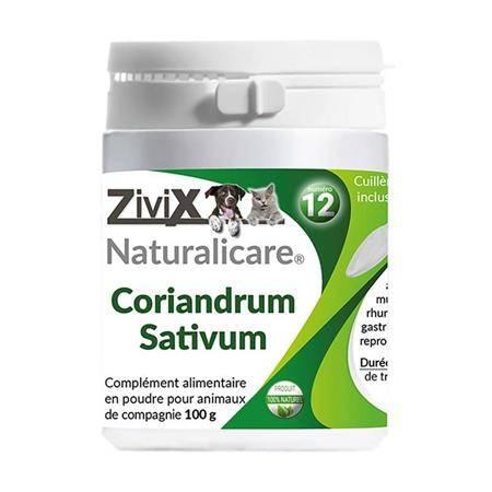 Complément Alimentaire Zivix Coriandrum Sativum