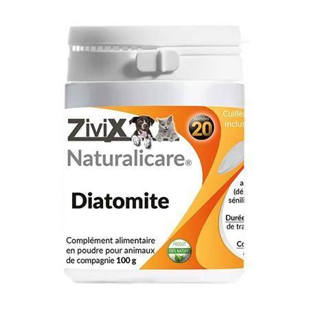 Complément Alimentaire Zivix Diatomite
