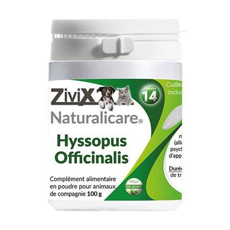 Complément Alimentaire Zivix Hyssopus Officinalis