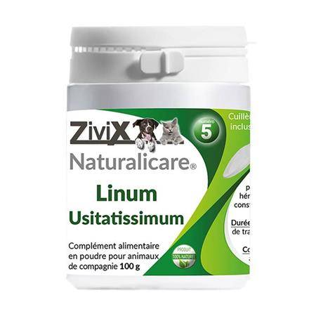 Complément Alimentaire Zivix Linum Usitatissimum