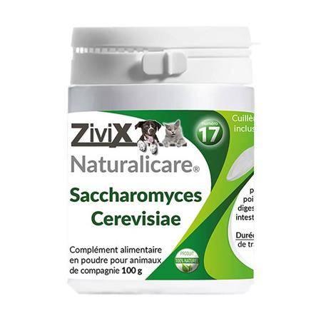 Complément Alimentaire Zivix Saccharomyces Cerevisiae