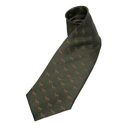 Cravate Club Interchasse Semper