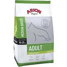 Croquettes chien de chasse arion original gluten-free adult medium chicken & rice