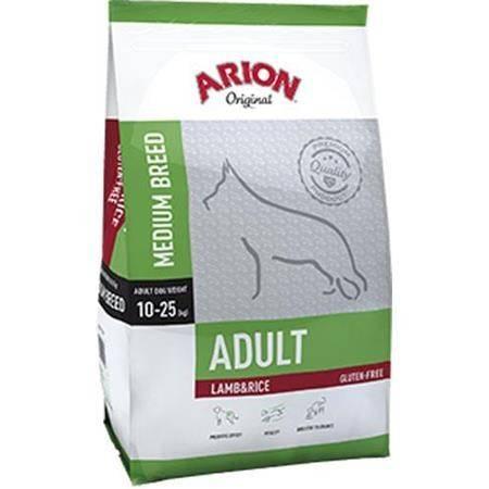 Croquettes Chien De Chasse Arion Original Gluten-Free Adult Medium Lamb & Rice