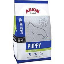 Croquettes chien de chasse arion puppy large breed