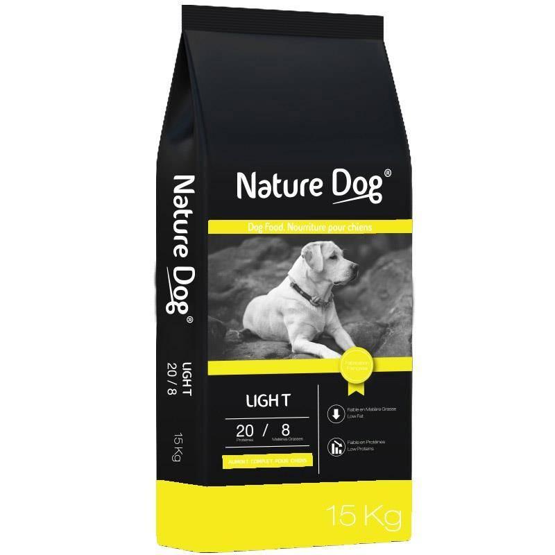 Croquettes Chien De Chasse Nature Dog Light 20/8