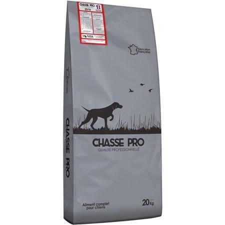 Croquettes Chien De Chasse Saga Nutrition Chasse Pro 25/10