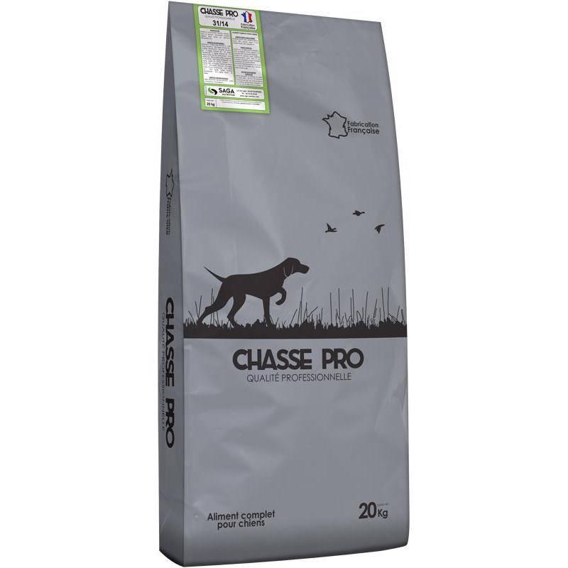 Croquettes Chien De Chasse Saga Nutrition Chasse Pro 31/14