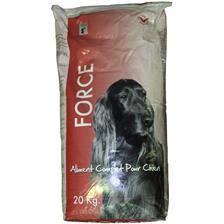 Croquettes chien de chasse sogofa force 27/13 palette de 36 sacs de 20kg