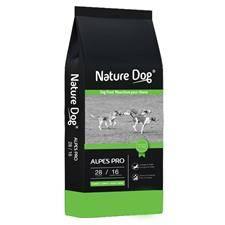 Croquettes nature dog alpes pro 28/16