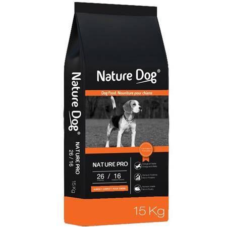 CROQUETTES NATURE DOG NATURE PRO 26/16
