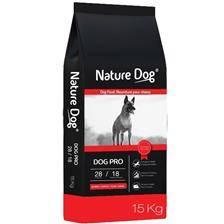 Croquettes nature dog dog pro 28/18