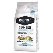 Croquettes ownat grain free hypoallergenic salmon