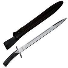 Dague januel manche cerf lame 33 cm