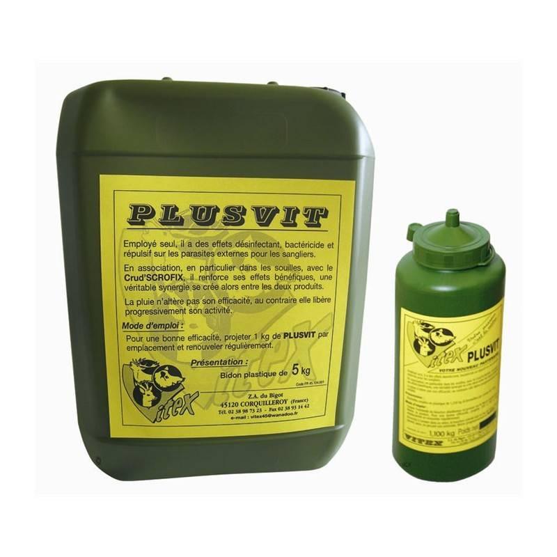 Desinfectant Pour Souilles Vitex Plux Plusvit Liquide