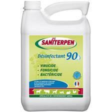 Desinfectant saniterpen 90 - 5l