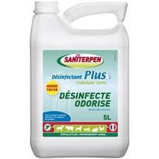 Desinfectant saniterpen plus - 5l