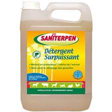 Detergent saniterpen surpuissant - 5l
