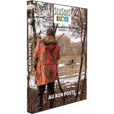 DVD - AU BON POSTE - CHASSE DU GRAND GIBIER - SEASONS