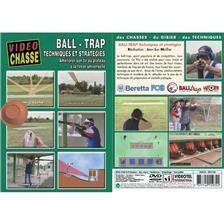 Dvd - ball-trap : techniques et strategies  - tir sportif de chasse - video chasse