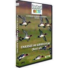Dvd - best of chasses au gibier d'eau - chasse du petit gibier - seasons