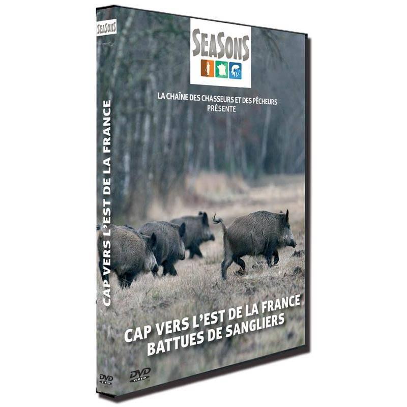 Dvd - Cap Vers L'est De La France : Battues De Sangliers Seasons