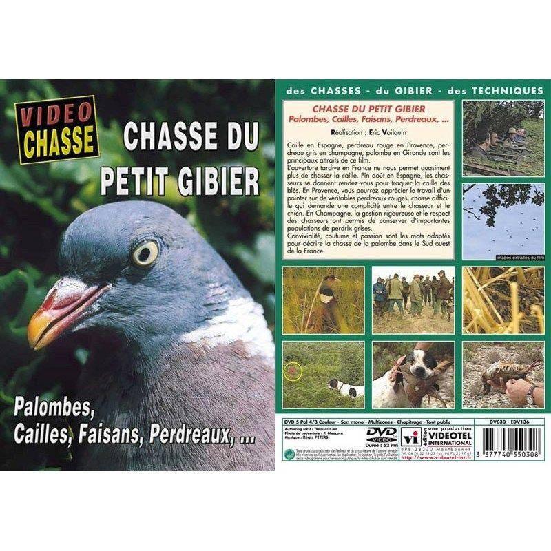 Dvd - Chasse Du Petit Gibier