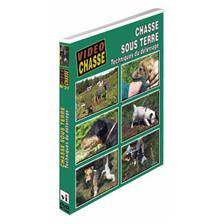 Dvd - chasse sous terre