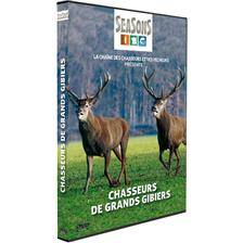 Dvd - chasseurs de grands gibiers - chasse du grand gibier - seasons