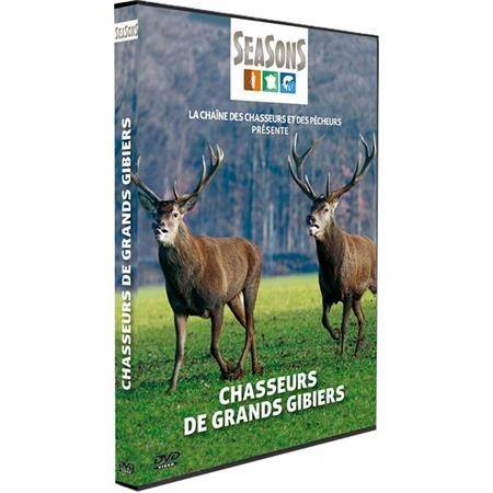 Dvd - Chasseurs De Grands Gibiers - Chasse Du Grand Gibier - Seasons