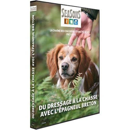 DVD - DU DRESSAGE A LA CHASSE AVEC L'EPAGNEUL BRETON - CHIENS DE CHASSE - SEASONS