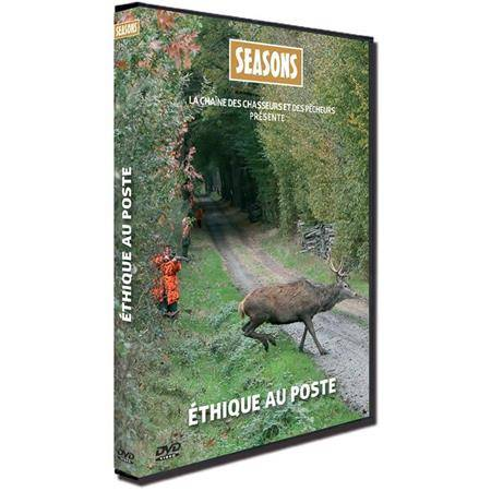 DVD - ETHIQUE AU POSTE SEASONS