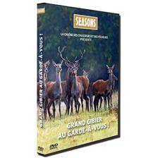 Dvd - grand gibier au garde-a-vous ! seasons
