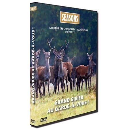 Dvd - Grand Gibier Au Garde-A-Vous ! Seasons