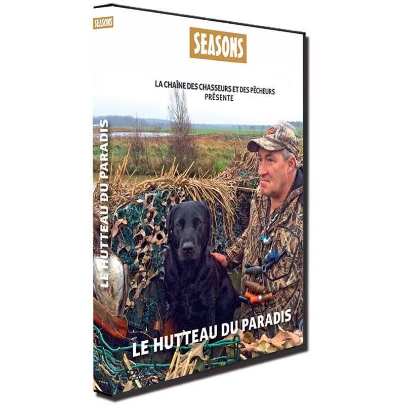 Dvd - Le Hutteau Du Paradis Seasons