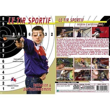 Dvd - Le Tir Sportif