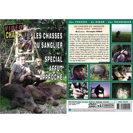 Dvd - Les Chasses Du Sanglier