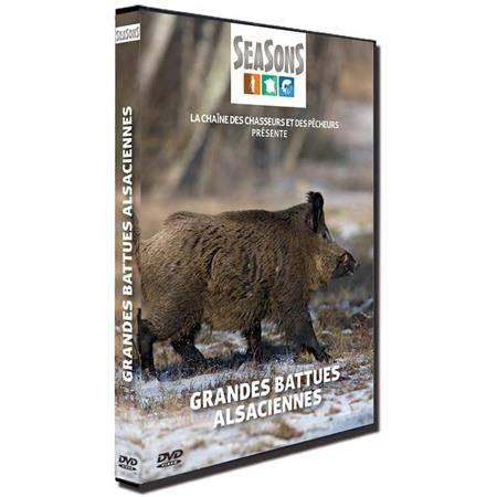 Dvd - Les Grandes Battues Alsaciennes Seasons