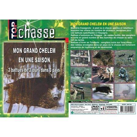 DVD - MON GRAND CHELEM EN UNE SAISON