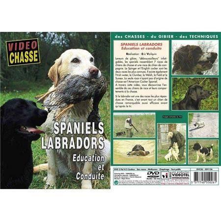 Dvd - Spaniels & Labradors