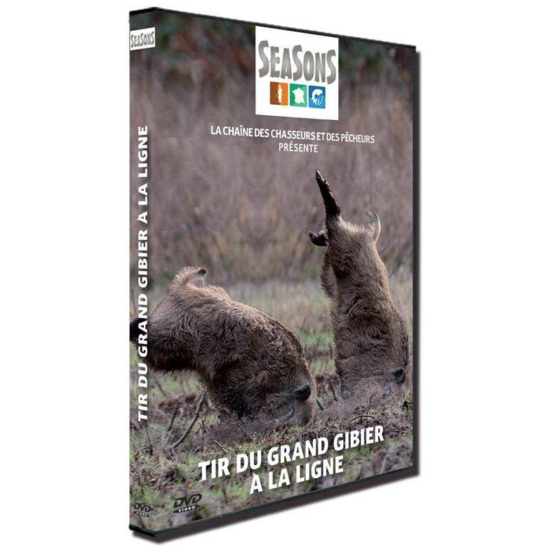 Dvd - Tir Du Grand Gibier A La Ligne Seasons