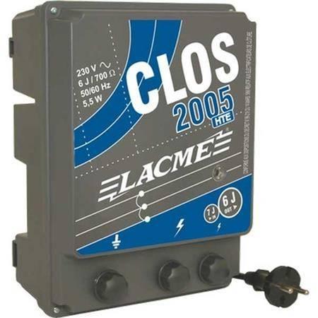 ELECTRIFICATEUR SECTEUR LACME CLOS 2005-HTE