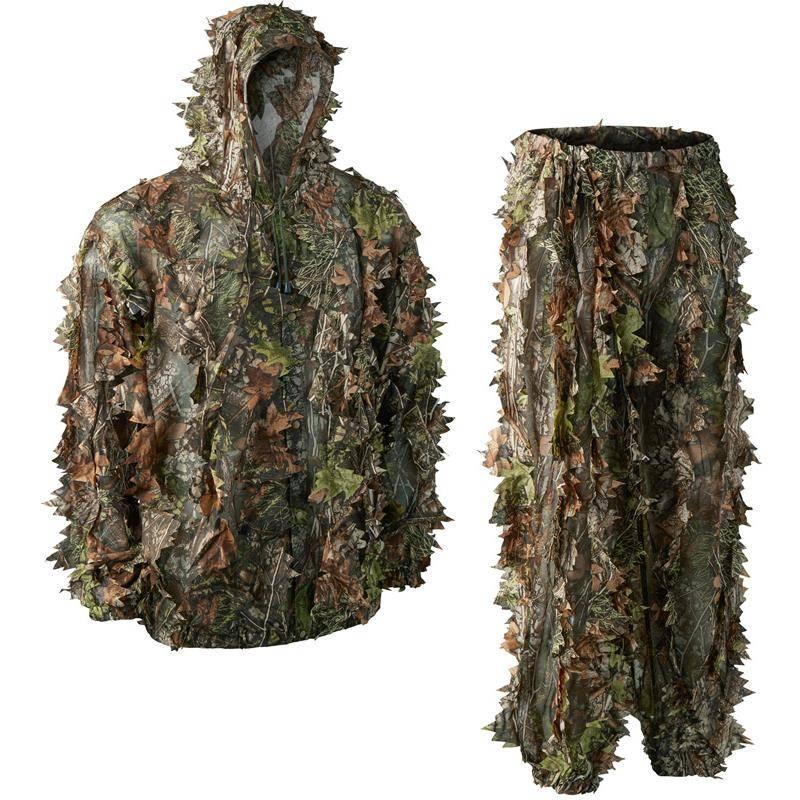 Ensemble Veste Et Pantalon Homme Deerhunter Sneaky 3D Pull Over - Innovation Camouflage